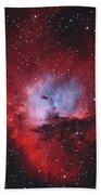 Ngc 281, The Pacman Nebula Bath Towel