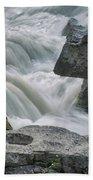 Nigel Creek Cascades Bath Towel