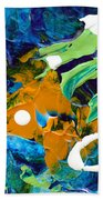 Night Sky Bath Towel