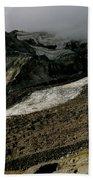 Nisqually Glacier Bath Towel