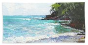 Noosa Heads Main Beach Queensland Australia Bath Towel