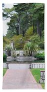 Norfolk Botanical Gardens 6 Bath Towel