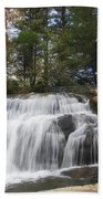 North Carolina Waterfall Bath Towel