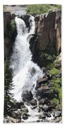 North Clear Creek Falls Bath Towel