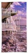 North Topsail Beach Tides That Tell Bath Towel