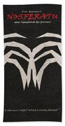 Nosferatu Bath Towel