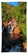 Nova Scotia Water Falls Bath Towel