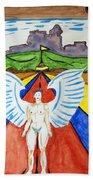 Nude Angel Road Bath Towel