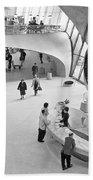 Nyc Airport, 1965 Bath Towel
