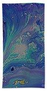 Ocean Flow Energy Bath Towel