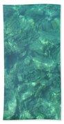 Ocean In Motion Bath Towel