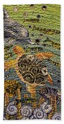 Ocean Photography Bath Towel