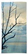 Ocean Tree Hand Towel