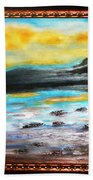 Ocean View Bath Towel