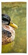 October Duck Hand Towel