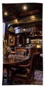 Old Bar In Charleston Sc Bath Towel