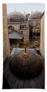 Old City Of Istanbul Bath Towel
