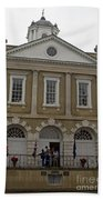 Old Exchange And Customs House Charleston South Carolina Bath Towel