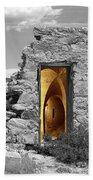 Old Fort Through The Magic Door Bath Towel