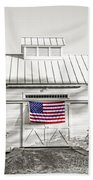 Old Glory Circa 1776 Bath Towel