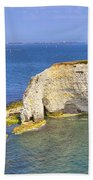 Old Harry Rocks - Purbeck Bath Towel