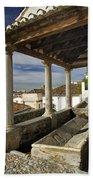 Old Washing In Granada Bath Towel