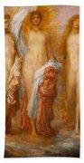 Olympus On Ida Bath Towel