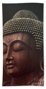 Om Mani Padme Hum  - Buddha Bath Towel
