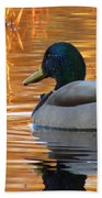 On Golden Pond Bath Towel