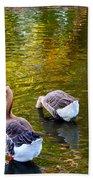 On Golden Pond Bath Towel