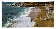 On The Beach - Dubrovnic Bath Towel