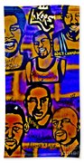 Once A Laker... Hand Towel