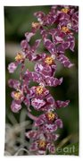 Oncidium Bath Towel