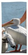 One In Every Crowd Bath Towel
