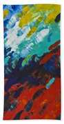 Only Till Eternity 1st Panel Hand Towel