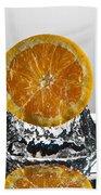 Orange Freshsplash Bath Towel