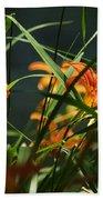 Orange Natural Beauty...   # Bath Towel