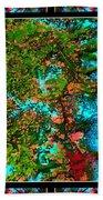 Oregon Cascades Nasa Satellite Bath Towel