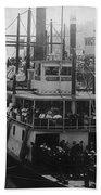 Oregon Steamboat, C1906 Hand Towel