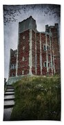 Orford Castle Hand Towel