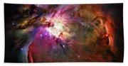Orion Nebula Hand Towel