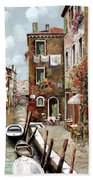 Osteria Sul Canale Hand Towel