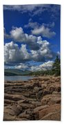 Otter Point Afternoon Bath Towel