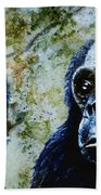 Our Closest Relatives Bath Towel