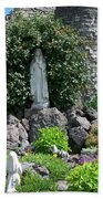 Our Lady Of The Woods Shrine Lll Bath Towel
