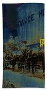 Overland Stage Raiders Homage 1938 Stagecoach 1894 Photo Bath Towel
