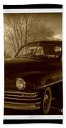 Packard Classic At Truckee River Bath Towel