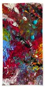 Paint Party Hand Towel