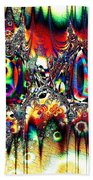 Carnival Dancers Bath Towel