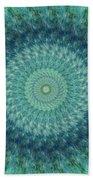 Painted Kaleidoscope 7 Bath Towel
